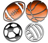 popular sports balls