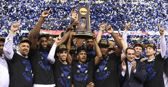 NCAA Basketball Champions