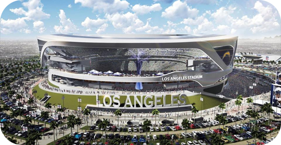 NFL Team Move To LA Little impact on sportsbooks