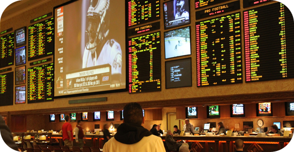 Vegas Sportsbooks take hit
