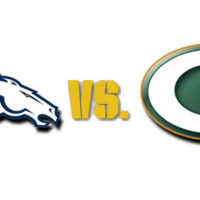 Packers at Broncos