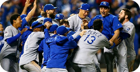 2016 World Series sportsbook odds