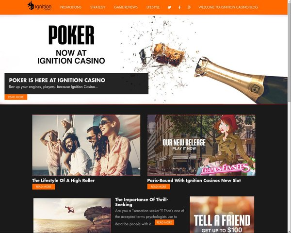 Bovada Poker sold to Ignition - but where are the Online